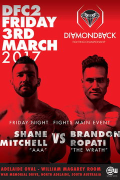 #2: Diamondback FC 2 - Mitchell  vs. Ropati