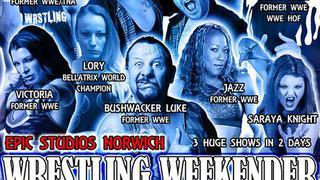 Wrestling Weekender: WAW Saturday Show 2 Mar 2017