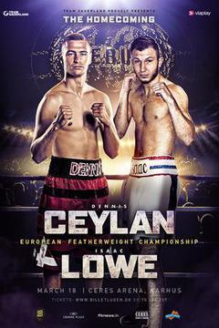 Dennis Ceylan vs Isaac Lowe