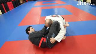 Sweep to Crucifix - Jean Jacques Machado Instructional March 7, 2017