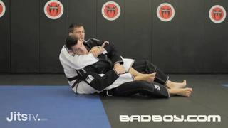 Demian Maia - Lapel Choke from Body Triangle - Jits Magazine March 7, 2017