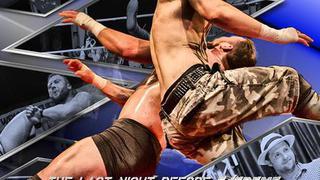 New European Wrestling (NEW):  No Regrets 2016