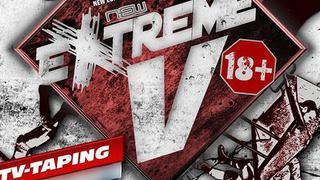 New European Wrestling (NEW):  Extreme V