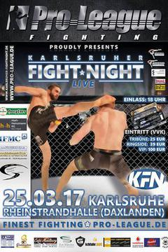 Karlsruher Fight Night 2017
