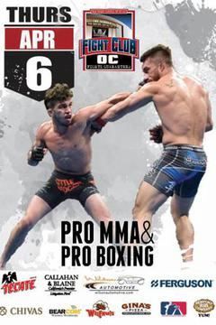 Fight Club OC: Jacob Rosales vs. Justin Jaynes