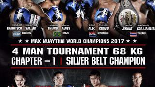 MAX MUAY THAI: March 26Th