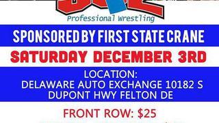 302 Pro Wrestling Dec 2016