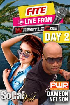 FITE TV LIVE from Wrestlecon - Day 2