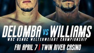 CES Boxing: DeLomba vs Williams