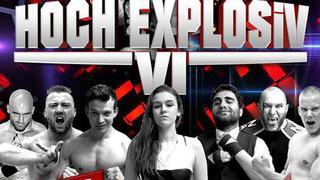 New European Wrestling (NEW): Hight Explosive VI