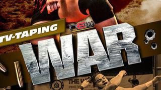 New European Wrestling (NEW): War 2016