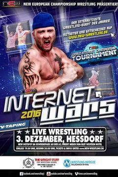 New European Wrestling (NEW): Internet Wars
