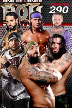 ROH Wrestling: Episode #290