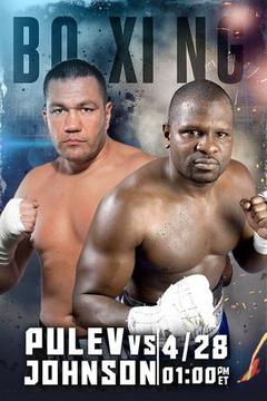 Kubrat Pulev vs. Kevin Johnson