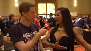 FITE TV from Wrestlecon: Gail Kim DAY 2