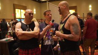 FITE TV from Wrestlecon: Headbangers