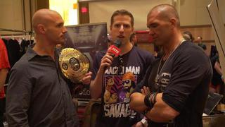 FITE TV from Wrestlecon: Daniels and Kazarian DAY 2