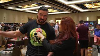 FITE TV from Wrestlecon: Drew Galloway