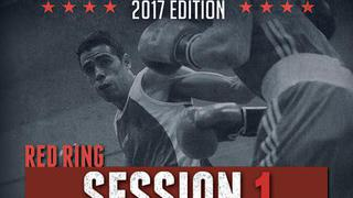 2017 Canadian Boxing Championship: Session 1, Red Ring