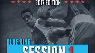 2017 Canadian Boxing Championship: Session 1, Blue Ring