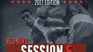 2017 Canadian Boxing Championship: Session 5, Red Ring
