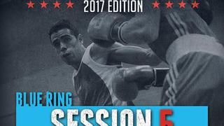 2017 Canadian Boxing Championship: Session 5, Blue Ring