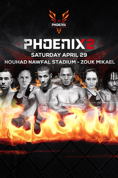 Phoenix Fighting Championship 2 April 29th