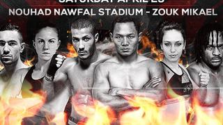 Phoenix Fighting Championship 2 April 29th