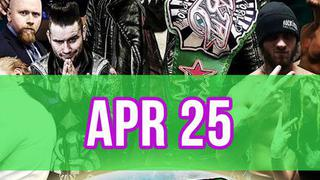 Rockstar Pro Wrestling: Amped, April 25