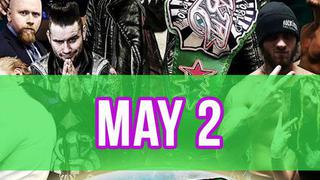Rockstar Pro Wrestling: Amped, May 2