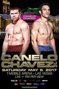 Canelo vs. Chavez Jr. Official PPV