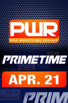 PWR PrimeTime Wrestling Talk TV - April 21