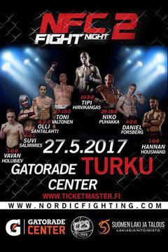 Nordic Fighting Championship 2
