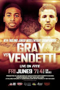 CES Boxing - Gray vs Vendetti