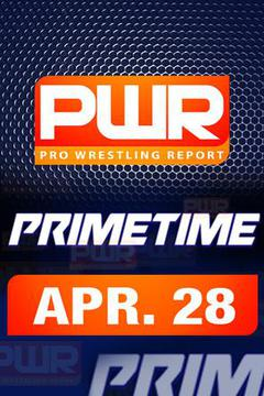 PWR PrimeTime Wrestling Talk TV - April 28