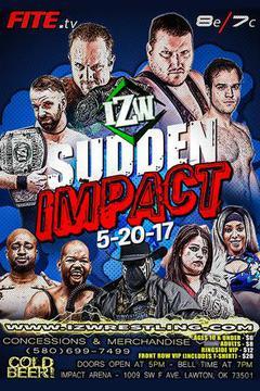 IZW Sudden Impact 2017