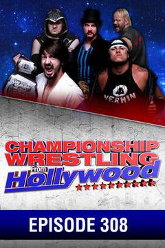 Championship Wrestling From Hollywood: Episode 308