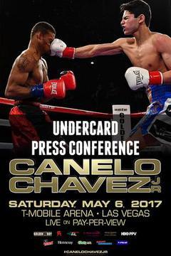#3: Canelo vs. Chavez Jr: Undercard Press Conference
