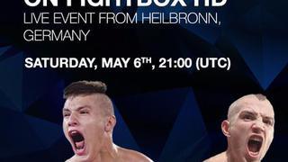 Mix Fight Gala 21