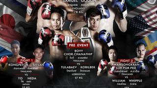 MAX MUAY THAI: May 7