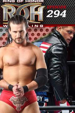 #1: ROH Wrestling: Episode #294