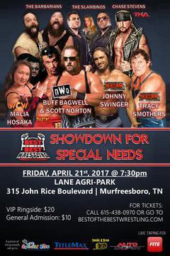 Showdown for Special Needs