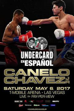 #1: Canelo vs. Chavez Jr: Undercard (Español)