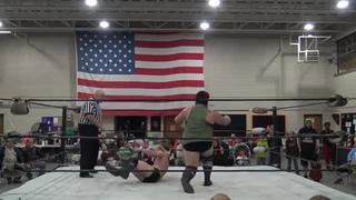 Milestone Wrestling (3/19/16): Zane Riley vs Chase Brown!