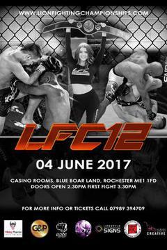 Lion Fighting Championships: LFC 12