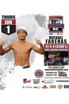 Fight Club OC - Farenas vs Martinez
