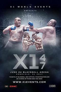 X-1: 47 - Lolohea Mahe vs Raymond Lopez