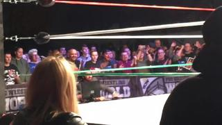 WCPW - Cody Rhodes says goodbye to Drew Galloway