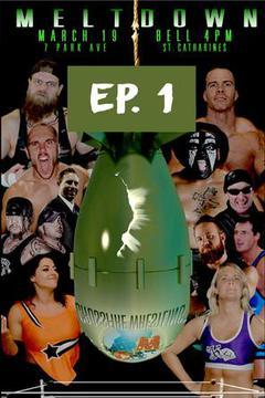 #1: Crossfire Wrestling: Episode #1