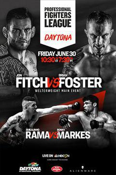 Professional Fighters League: Daytona